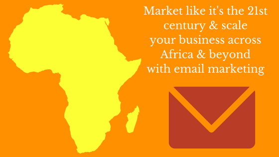 Digital Marketing Strategy Africa