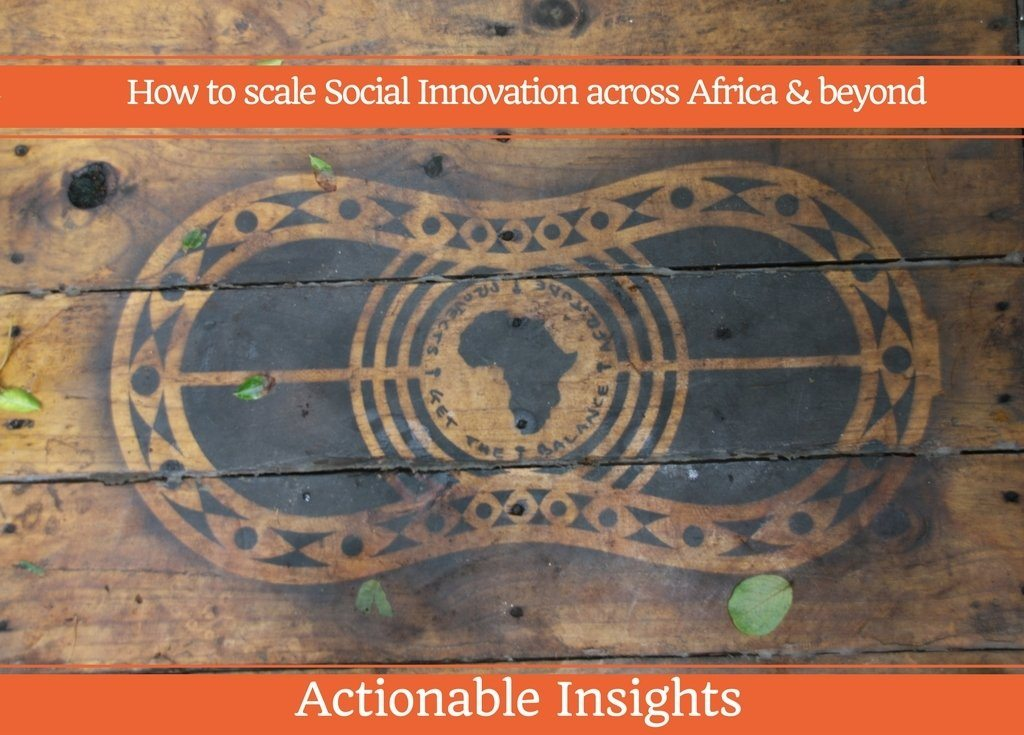 how to scale social innovation