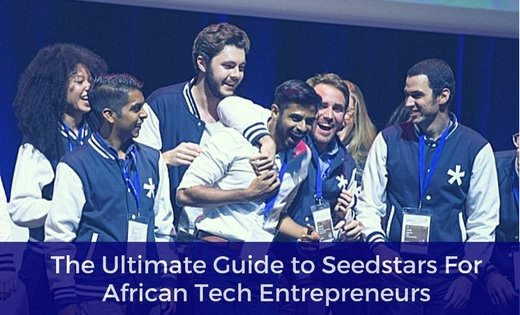 Seedstars Africa Entrepreneurs