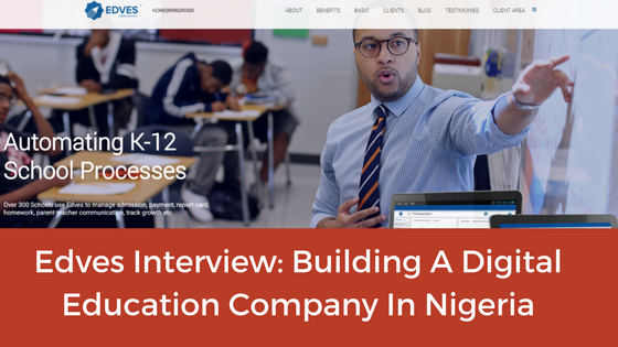 Edves Digital Education Nigeria